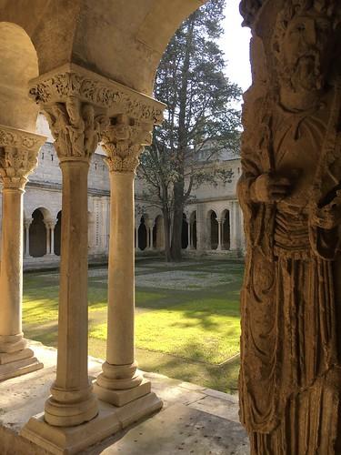 Saint Trophime - The cloister, Arles