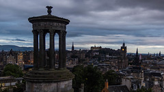 Viewpoint (pepsamu) Tags: edinburgh edimburgo scotland escocia caltonhill skyline city ciudad building holidays travel traveler trip 2017 canon canonistas uk theuk unitedkingdom viewpoint views panorama hill architecture buildings edificios urban urbano
