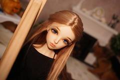 Clary (Jelezrael) Tags: bjd doll puppe 14 msd fairyland minifee niella