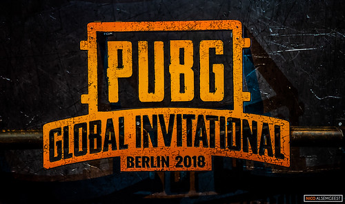 PUBG Global Invitational Berlin 2018