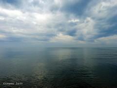 Infinity (ioriogiovanni10) Tags: freddo riflessi specchio sky click fotografo light inverno fregene infinity relax infinito photographer azzurro cielo nuvole mare mer