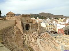 Cartagena (santiagolopezpastor) Tags: espagne españa spain murcia regióndemurcia theatre romano romanempire roman romana teatro