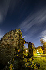 Dudley_9X7A8843 (timbertree9) Tags: blackandwhite dudley dudleycouncil westmidlands priory sky skyatnight architecture historic ruins eng unitedkingdom central hdr dark darksky stars clouds lighting shadows stone