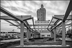 Nieuw Busstation in aanbouw BNW_ Chris Oomes