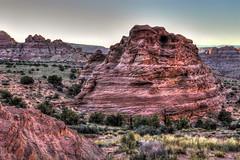 The Ziggurat #2 (Chief Bwana) Tags: az arizona pariaplateau navajosandstone vermilioncliffs ziggurat psa104 chiefbwana