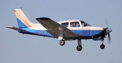 Piper PA-28R-201 Cherokee Arrow III G-TSGA Lee on Solent Airfield 2018 (SupaSmokey) Tags: piper pa28r201 cherokee arrow iii gtsga lee solent airfield 2018
