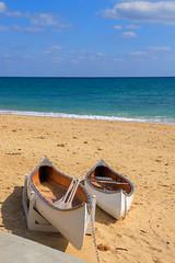 Canoes (YY) Tags: japan okinawa island sea beach ginoza canoe 沖繩島 沖繩 日本