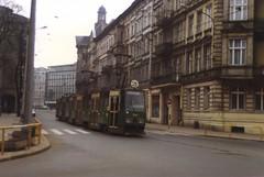 Poznań Tram (Ray's Photo Collection) Tags: tram poland polish winter snow tour rail poznań poznan strassenbahn tramwaj