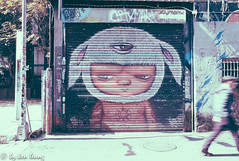 street @taipei (~kenlwc) Tags: taipei taiwan color street people man graffiti light shadow life kenlwc kenleung leica m8 superelmarasph21mm
