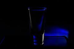 Blue Monday (roanfourie) Tags: flickrlounge weeklytheme glass lowlight blue cellphone shot screen spring nikon d3400 nikkor afp 1555mm vr dx raw gimp november 2018 kitlens