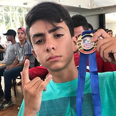 "Premiação - Jogos Estudantis   Guaxupé - 2018 • <a style=""font-size:0.8em;"" href=""http://www.flickr.com/photos/134435427@N04/46067916752/"" target=""_blank"">View on Flickr</a>"