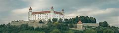 Bratislava castle (José L.Gutiérrez) Tags: nikon d7100 reflex mirror panorama people fisheye building bratislava slovakia architecture 10mm danube