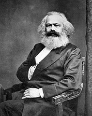 220px-Karl_Marx_001 (sarataylor43) Tags: karlmarx beard portrait communism blackandwhite