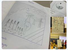 homo roquetes collage (transductores) Tags: interficies universidad de barcelona taller