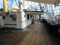The Dar Pomorza (juka14) Tags: poland gdynia ship beautifulplaces museum sightseeing