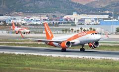 MÁLAGA-2018 easyJet  Airbus A320neo  G-UZHH (DAGM4) Tags: guzhh aeropuertodemálaga aena aeropuerto málaga aeronautica spotter spottingdaymálaga2018 spottingandalucía españa europa europe espagne espanha espagna espana espanya espainia spain spanien 2018 andalucía