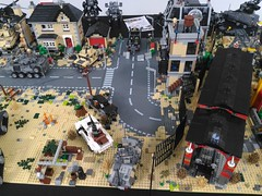 Lego Military Diorama Chieti Model Touring 2018 (12) (Parm Brick) Tags: lego afol bricks chieti model touring 2018 military army tanks vehicle aircraft weapons custom