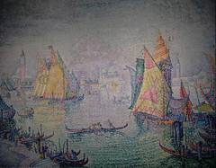 Paul Signac - The Lagoon of Saint Mark Venice, 1905 at Chrysler Museum of Art Norfolk VA (mbell1975) Tags: norfolk virginia unitedstates us paul signac the lagoon saint mark venice 1905 chrysler museum art va museo musée musee muzeum museu musum müze museet finearts fine arts gallery gallerie beauxarts beaux galleria painting impression impressionist impressionism french