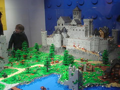 DSC05057 (fdsm0376) Tags: lego exposition madrid 2018 castle roma winter village city ww2