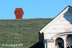 Forgotten (Gary from Newfoundland II) Tags: newbrunswick stmartins house oldhouse abandoned