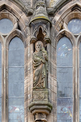 St Andrew, St Andrews (itmpa) Tags: standrews scotland fife standrew statue statuary saint andrew niche church allsaintsepiscopalchurch scottishepiscopalchurch listed categorya archhist itmpa tomparnell canon6d canon 6d