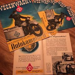 Autokampioen Oktober 1946 inclusief reclamefolder voor de Wegenwacht (Wouter Duijndam) Tags: autokampioen oktober 1946 inclusief reclamefolder voor de wegenwacht