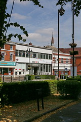 Redditch, HSBC (Clanger's England) Tags: england redditch worcestershire wwwenglishtownsnet bank et boe