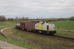 Captrain in Moerdijk, 16-03-2019 (PeterBrabant) Tags: 203103 captrain moerdijk