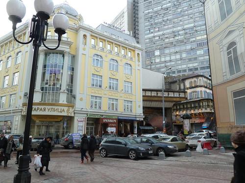 Moscou Arbat Street (16)