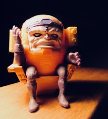 MODOK - AKA - Mental / Organism / Designed / Only (for) / Killing 4443A (Brechtbug) Tags: modok an acronym for mental mobile mechanized organism designed only killing is name different fictional super villains appearing american comic books published by marvel comics first appeared title tales suspense 93 – 94 september october 1967 became recurring foe superhero captain america where he was created jack kirby maybe stan lee action figure 2018 nyc