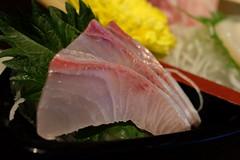 大漁盛り カンパチ (HAMACHI!) Tags: tokyo 2018 japan ueno oysterbar diningrestaurant izakaya 佐渡島へ渡れ上野店 大漁盛り