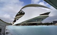 cité des Arts Valencià (fred9210) Tags: spain valencià calatrava cité arts vaisseau españa