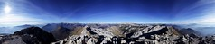 Alps panorama from Krn (migel.m) Tags: alps panorama krn mountains sky view hiking 360