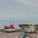 180° view from the Yport beach