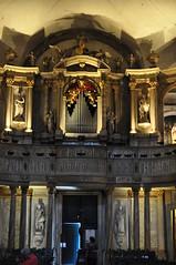 Orgue (1742) de Pietro Nachini, contre-façade, église San Rocco, campo San Rocco, sestiere de San Polo, Venise, Vénétie, Italie. (byb64) Tags: sanpolo frari venise venezia venice venedig venexia venecia vénétie veneto venetien italie italy italia italien europe eu europa ue unesco unescoworldheritagesite ville ciudad city town citta sanrocco église church chiesa iglesia kirche xviiie 18th orgue orgues organo gaetanocallido baroque baroco barocco barock artbaroque
