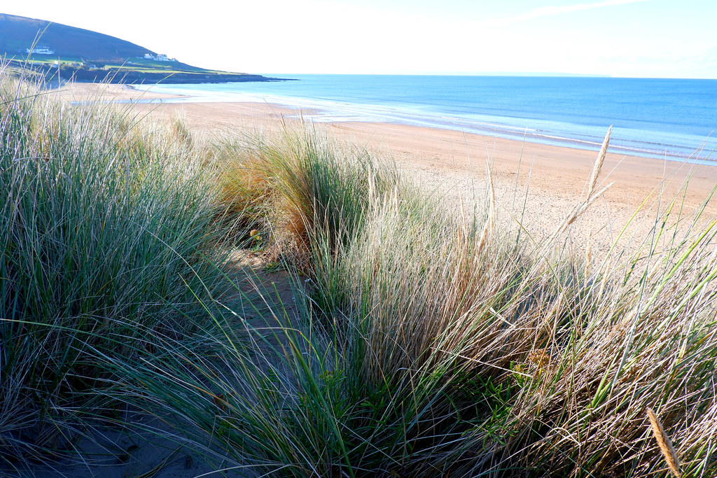 Croyde Bay Beach North Devon