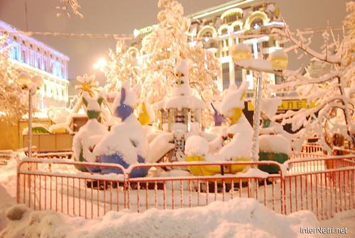 Засніжений зимовий Київ 097 InterNetri.Net Ukraine