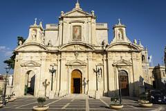Parish Church of St Paul & Grotto Of St Paul (Mdina, Malta)