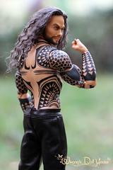 Aquaman custom doll (wixanawiggova) Tags: doll aquaman jason jasonmomoa aquamanmovie dc dccomics customdoll custom repaint dollrepaint ken mattel barbie superman downofjustice tattoo dolltattoo