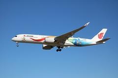 B-1083 Beijing 08/10/18 (Andy Vass Aviation) Tags: beijingcapital a350 airchina b1083