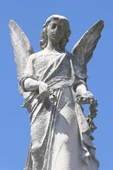 Angel (Itinerant Wanderer) Tags: pennsylvania philadelphia laurelhillcemetery historic graves art