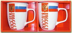 Tassen Russia 0,4 L 2 St. (shop-paradise) Tags: