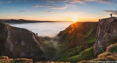 Winnats Pass, Hope Vally Cloud Inversion (Tierney Photography) Tags: hope england unitedkingdom gb winnatspass cloudinversion peakdistrict derbyshire landscapephotography landscapephotographer