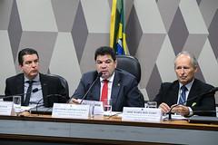CRA - Comissão de Agricultura e Reforma Agrária (Senado Federal) Tags: cra audiênciapública relatóriosocioeconômico produção etanoldemilho centrooeste marlonarraesjardimleal senadorcidinhosantosprmt josémariadosanjos brasília df brasil bra