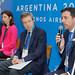 Conferencia de Prensa - Panel de debate sobre la inversión argentina