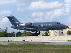 CL60 N996SR (gulfstreamchaser) Tags: n8996sr canadair bombardier cl601 3a challenger kbct bct bocaraton