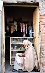untitled-6005 (Liaqat Ali Vance) Tags: portrait shopkeeper quran recitation street photo google liaqat ali vance photography lahore punjab pakistan