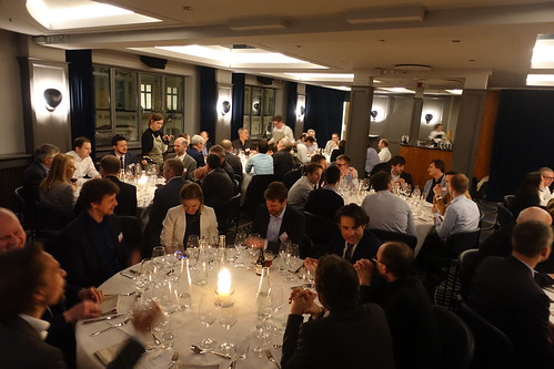 EPIC Meeting on Medical Lasers and Biophotonics at NKT Photonics (Networking Dinner) (2)