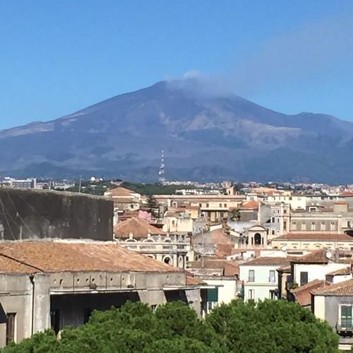 Catania - Vesuvio