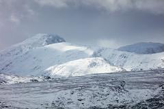 Great Gable Green Gable, Glaramara and Pillar  smll (GOLDENORFE) Tags: lakes mountains snow 5dsr